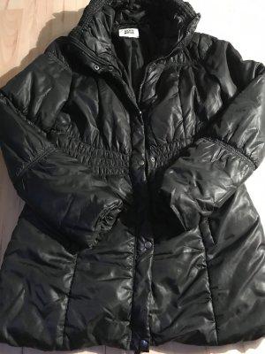 Vero Moda Gewatteerde jas zwart
