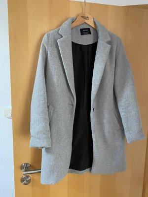 Mantel grau bershka XS