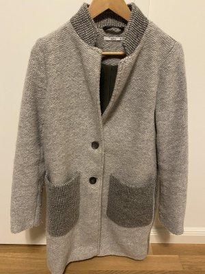 Esprit Płaszcz przejściowy jasnoszary-szary