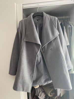 Mantel grau L Damen!
