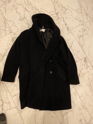 Mantel Größe 40 schwarz
