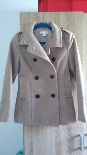 H&M Sukienka płaszczowa jasnobrązowy