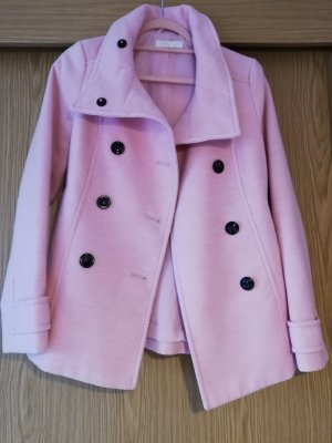 Mantel h&m gr. 36 rosa
