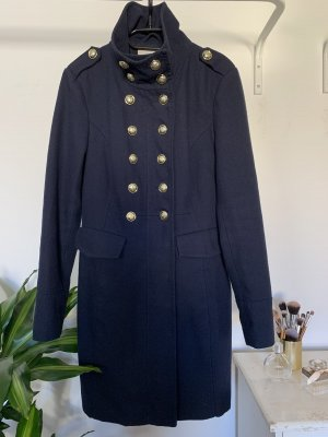 Vero Moda Pilotenjas donkerblauw-goud Wol