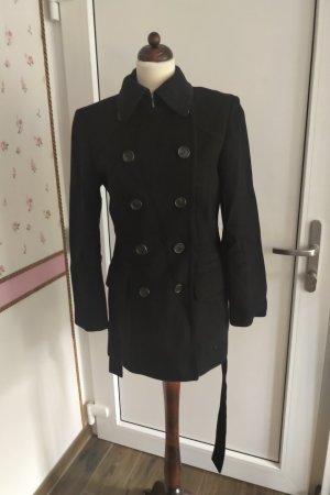 Hugo Boss Winter Coat black