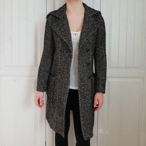 Mantel Hugo Boss Orange 36 S Trenchcoat Coat Jacke Grau Schwarz Weiß Pulli Pullover Hoodie