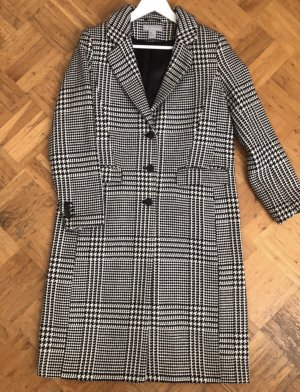 Mantel im Hahnentrittmuster von H&M