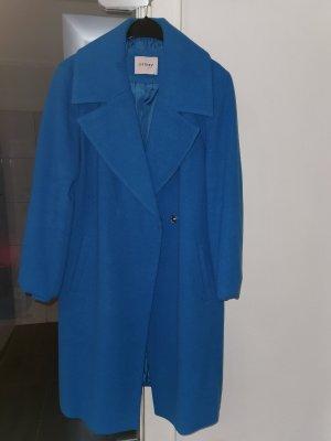 Mantel in Blau