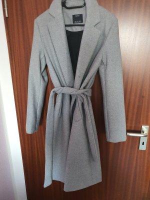 Bershka Geklede jurk grijs