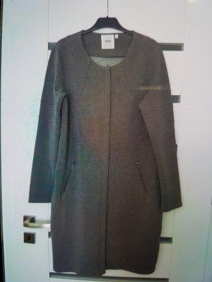 Object Cappotto mezza stagione grigio chiaro