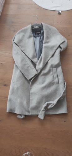 Mango Coat Dress light grey-grey