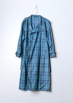 Sonstige Duffle-coat bleu coton