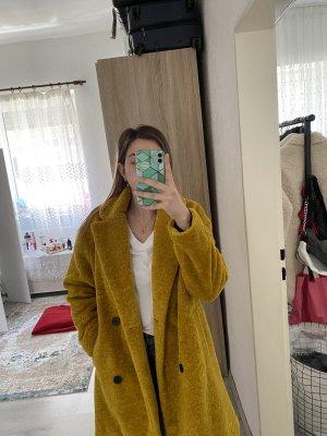 Zara Manteau oversized multicolore