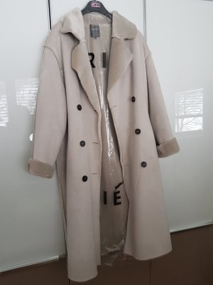 Irie Wash Robe manteau gris clair