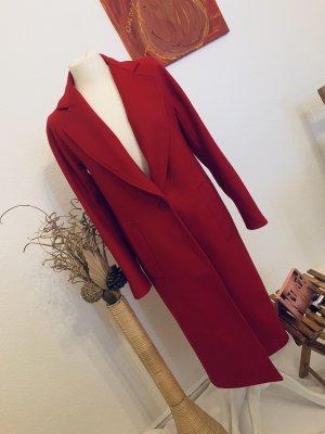 Zara Winter Coat red
