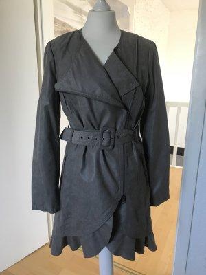 Mantel /Jacke grau