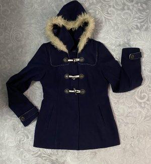 Mantel / Jacke in dunkelblau
