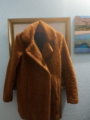 C&A Cappotto in eco pelliccia multicolore