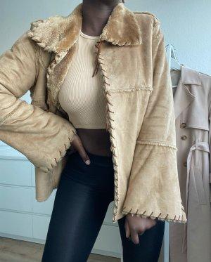Mantel Jacke Vintage