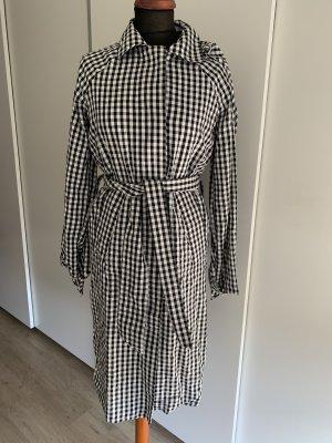 Mantel Kleid Midikleid EDITED Neu 36 s kariert