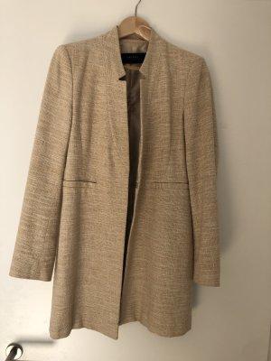 Mantel / langer Blazer Zara