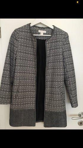 H&M Divided Between-Seasons-Coat multicolored