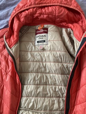 Parajumpers Quilted Coat raspberry-red-magenta