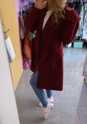 Abrigo de invierno multicolor
