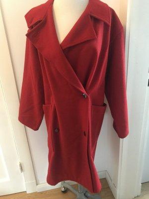 Mantel MARELLA by Max Mara Gr.36 - 38 - rot  - wenig getragen -