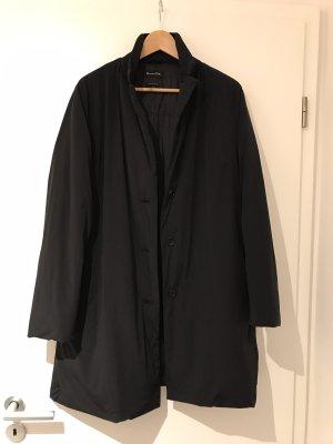 Massimo Dutti Trench Coat black