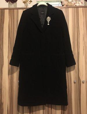 Weekend Max Mara Abrigo de invierno negro