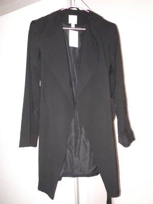 H&M Manteau mi-saison noir