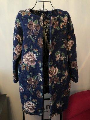 Mantel mit Blumenprint
