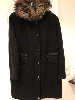 Schneiders Salzburg Hooded Coat black