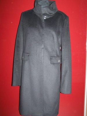 Mantel mit Kaschmir  TAIFUN, Gr. 42, SCHWARZ, absolut NEU mit Etikett, hier günstiger