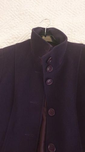 Vivien Caron Winter Coat dark violet