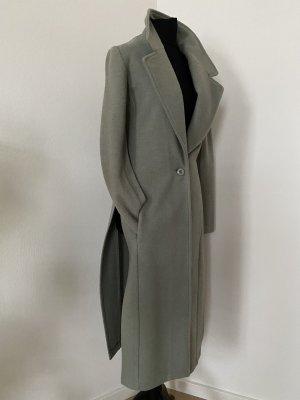 Mantel mit Schlitz seitlich