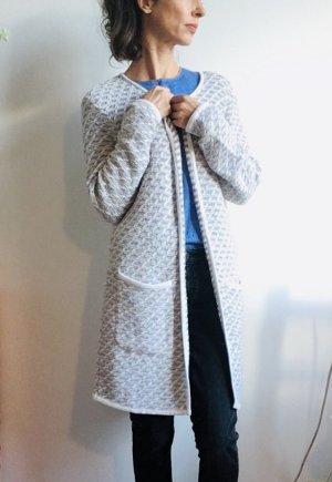 Mantel mit Wolle von Deerberg, neu