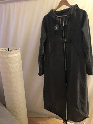 Hooded Coat grey
