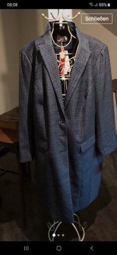 Sheego Oversized jas blauw