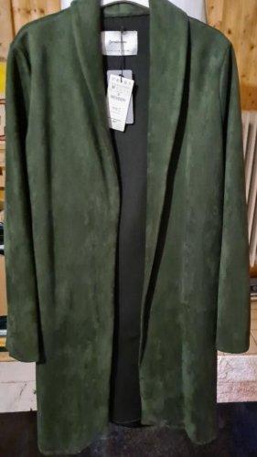 Stradivarius Cappotto invernale petrolio
