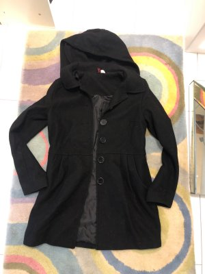 Mantel neu xs Kapuze zum abnehmen
