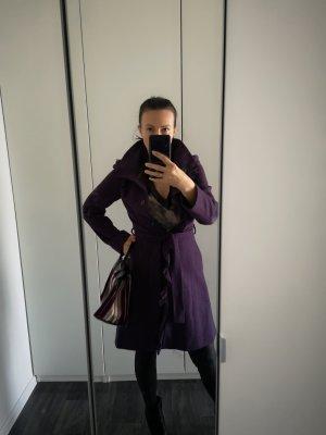 Mantel Oasis Gr. xs, violett
