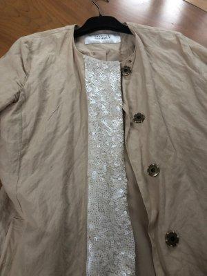 Mantel oder Gehrock mit Pailletten von Steffen Schraut