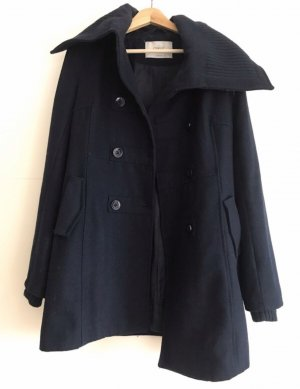 Only Manteau polaire bleu