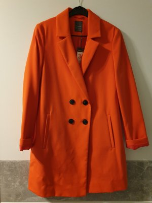 Mantel Orange/Koralle