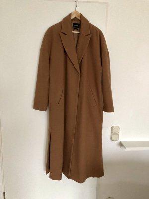 Reserved Abrigo de lana multicolor
