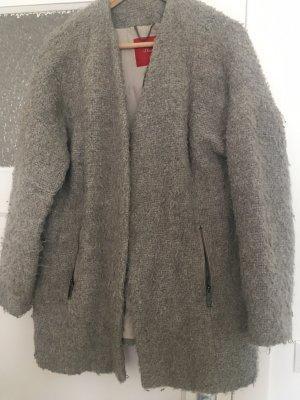 Mantel Oversized von s.Oliver in grau