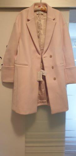 3.1 Phillip Lim Cappotto in lana rosa pallido Lana