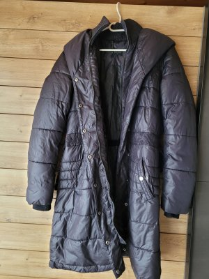 Reserved Robe manteau noir